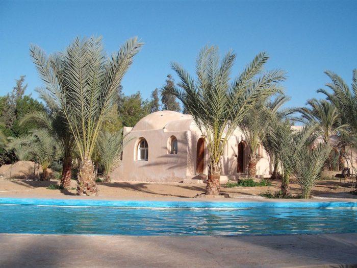 Anafora in der ägyptischen Wüste